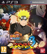 Naruto Shippuden: Ultimate Ninja Storm 3 PS3 cover (BLES01764)