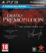 Deadly Premonition The Directors Cut PS3 cover (BLES01776)
