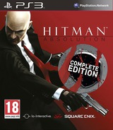 Hitman Absolution Complete Edition PS3 cover (BLES01778)