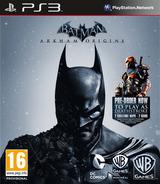 Batman: Arkham Origins PS3 cover (BLES01784)
