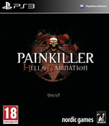 Painkiller: Hell & Damnation PS3 cover (BLES01791)