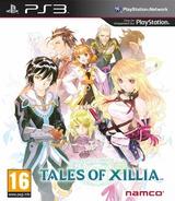 Tales of Xillia PS3 cover (BLES01815)