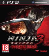 Ninja Gaiden 3:Razor's Edge PS3 cover (BLES01845)