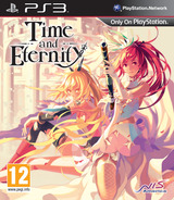 Time and Eternity PS3 cover (BLES01848)