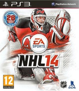 NHL 14 PS3 cover (BLES01853)