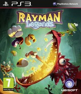 Rayman Legends PS3 cover (BLES01863)