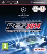 Pro Evolution Soccer 2014 PS3 cover (BLES01931)