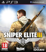 Sniper Elite III PS3 cover (BLES01981)