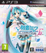 Hatsune Miku: Project Diva F 2nd PS3 cover (BLES02029)