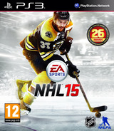 NHL 15 PS3 cover (BLES02037)