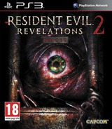Resident Evil: Revelations 2 PS3 cover (BLES02040)