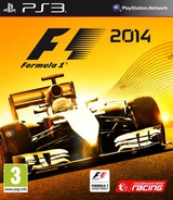 F1 2014 PS3 cover (BLES02080)