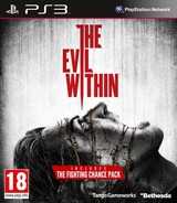 The Evil Within PS3 cover (BLES02093)