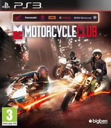 Motorcycle Club PS3 cover (BLES02103)