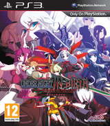 Under Night In-Birth Exe:Late PS3 cover (BLES02127)