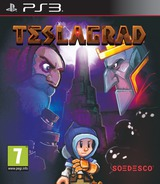 Teslagrad PS3 cover (BLES02134)