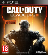 Call of Duty: Black Ops III PS3 cover (BLES02166)