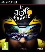 Le Tour De France - Season 2014 PS3 cover (BLES02173)