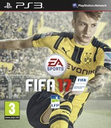 FIFA 17 PS3 cover (BLES02233)