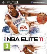 NBA Elite 11 PS3 cover (BLES30592)