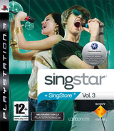 SingStar Vol. 3 PS3 cover (BCES00266)