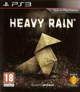 Heavy Rain PS3 cover (BCES00797)