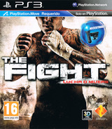 The Fight: Lucha o Muere PS3 cover (BCES00874)