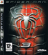 Spider-Man 3 PS3 cover (BLES00056)