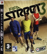 FIFA Street 3 PS3 cover (BLES00188)
