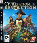 Sid Meier's Civilization Revolution PS3 cover (BLES00238)