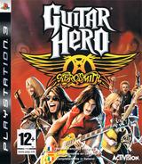 Guitar Hero: Aerosmith PS3 cover (BLES00241)