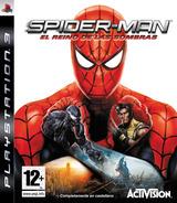 Spider-Man: El Reino de las Sombras PS3 cover (BLES00392)