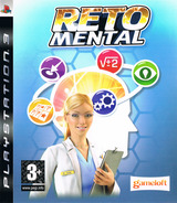 Reto Mental PS3 cover (BLES00420)