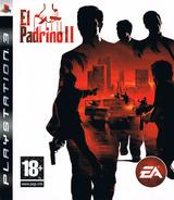 El Padrino II PS3 cover (BLES00477)