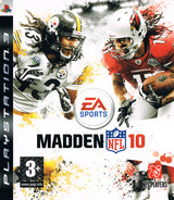 Madden NFL 10 PS3 cover (BLES00595)