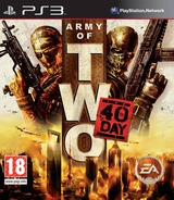 Army of Two: The 40th Day PS3 cover (BLES00659)