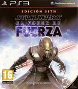 Star Wars: El Poder de la Fuerza: Edición Sith PS3 cover (BLES00678)