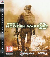 Call of Duty : Modern Warfare 2 PS3 cover (BLES00687)