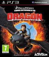 Cómo entrenar a tu Dragón PS3 cover (BLES00798)