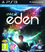Child of Eden PS3 cover (BLES01114)