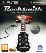 Rocksmith PS3 cover (BLES01216)