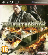 Ace Combat: Assault Horizon PS3 cover (BLES01392)