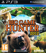 Cabela's Big Game Hunter 2012 PS3 cover (BLES01411)