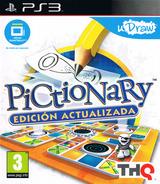 Pictionary: Edición Actualizada PS3 cover (BLES01474)
