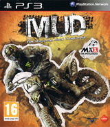 MUD FIM Motocross World Championship PS3 cover (BLES01551)