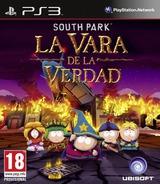 South Park: La Vara de la Verdad PS3 cover (BLES01731)