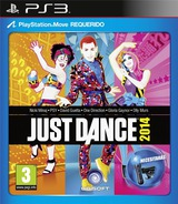 Just Dance 2014 PS3 cover (BLES01955)