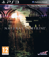 Natural Doctrine PS3 cover (BLES02060)