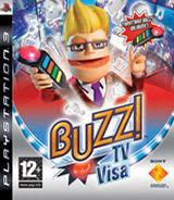Buzz! TV Visa PS3 cover (BCES00099)