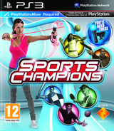 Sports Champions PS3 cover (BCES00795)